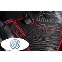 Автомобильные коврики EVA на Фольксваген / Volkswagen (Ромб)