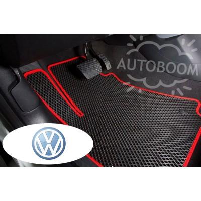 Автомобильные коврики EVA для Фольксваген / Volkswagen (Ромб)