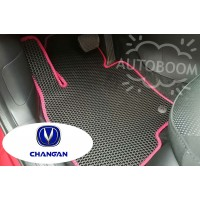 Автомобильные коврики EVA на Чанган/ Changan (Соты)