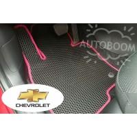 Автомобильные коврики EVA на Шевроле / Chevrolet (Соты)