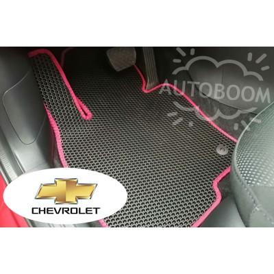 Автомобильные коврики EVA для Шевроле / Chevrolet (Соты)