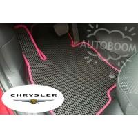 Автомобильные коврики EVA на Крайслер / Chrysler (Соты)
