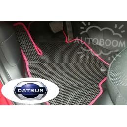 Автомобильные коврики EVA на Датсан / Datsun (Соты)