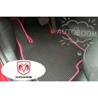 Автомобильные коврики EVA на Додж / Dodge (Соты)