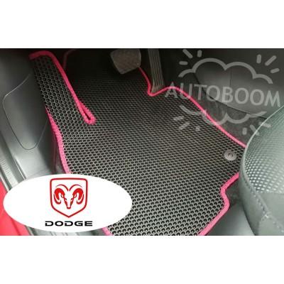 Автомобильные коврики EVA для Додж / Dodge (Соты)