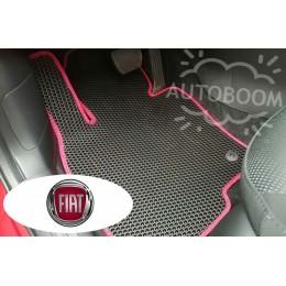 Автомобильные коврики EVA на Фиат / Fiat (Соты)