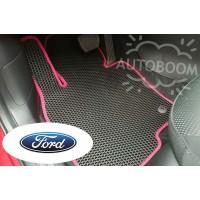 Автомобильные коврики EVA на Форд / Ford (Соты)