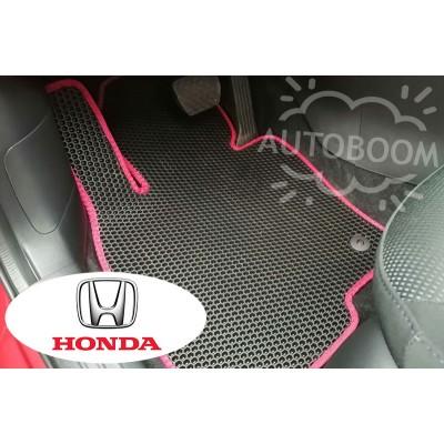 Автомобильные коврики EVA для Хонда / Honda (Соты)