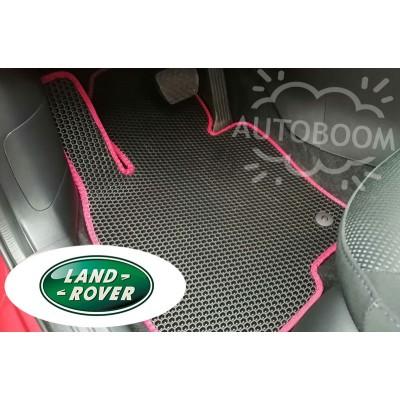Автомобильные коврики EVA для Ленд Ровер  / Land Rover (Соты)