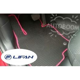 Автомобильные коврики EVA на Лифан / Lifan (Соты)