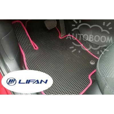 Автомобильные коврики EVA для Лифан / Lifan (Соты)