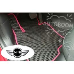 Автомобильные коврики EVA на Мини / Mini (Соты)
