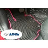Автомобильные коврики EVA на Равон / Ravon (Соты)