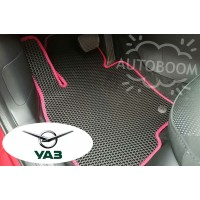 Автомобильные коврики EVA на УАЗ (Соты)