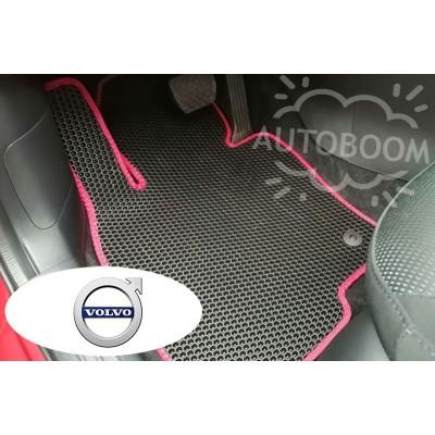 Автомобильные коврики EVA для Вольво / Volvo (Соты)