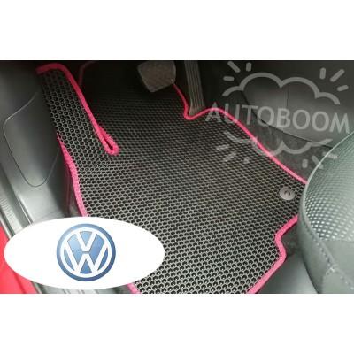 Автомобильные коврики EVA для Фольксваген / Volkswagen (Соты)