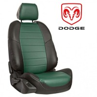 Авточехлы для Dodge - Экокожа