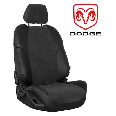 Чехлы на сиденья из велюра для Dodge