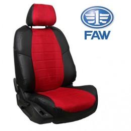 Авточехлы для FAW - Алькантара