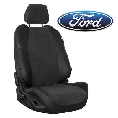 Чехлы на сиденья из велюра для Ford