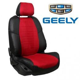Авточехлы для Geely - Алькантара