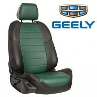 Авточехлы для Geely - Экокожа