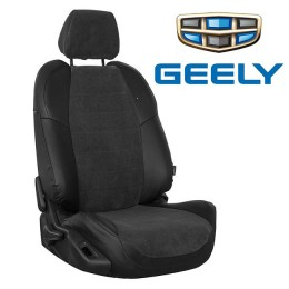 Авточехлы для Geely - Велюр