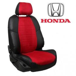 Авточехлы для Honda - Алькантара