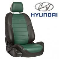 Авточехлы для Hyundai - Экокожа