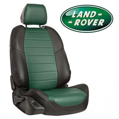 Чехлы на сиденья из экокожи для Land Rover