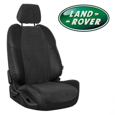 Чехлы на сиденья из велюра для Land Rover