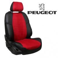 Авточехлы для Peugeot - Алькантара