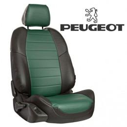 Авточехлы для Peugeot - Экокожа