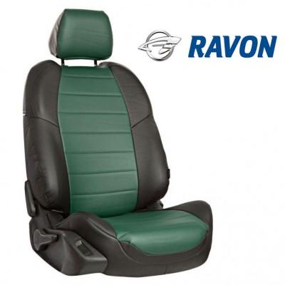 Чехлы на сиденья из экокожи для Ravon