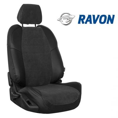 Чехлы на сиденья из велюра для Ravon
