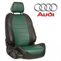 Чехлы на сиденья для Audi - Экокожа