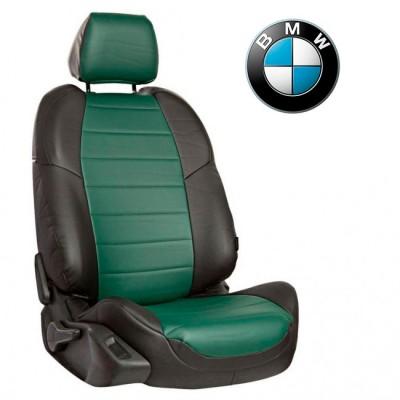 Чехлы на сиденья из экокожи для BMW