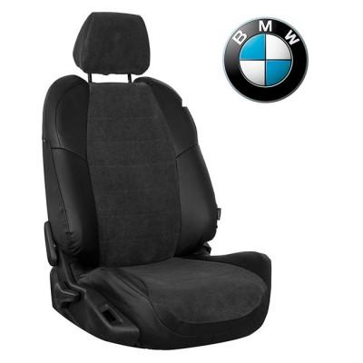 Чехлы на сиденья из велюра для BMW