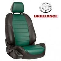 Чехлы на сиденья для Brilliance - Экокожа