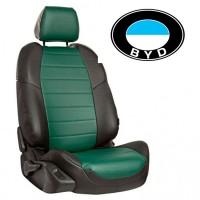 Чехлы на сиденья для BYD - Экокожа