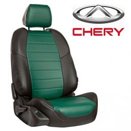Чехлы на сиденья для Chery - Экокожа
