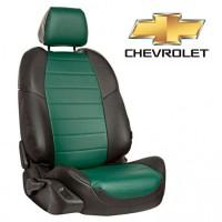 Чехлы на сиденья для Chevrolet - Экокожа