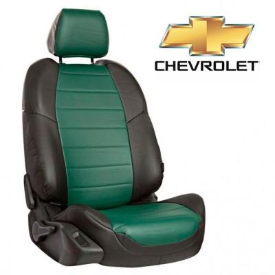 Чехлы на сиденья из экокожи для Chevrolet