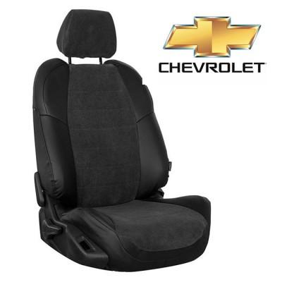 Чехлы на сиденья из велюра для Chevrolet