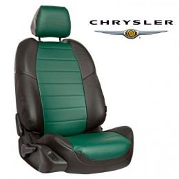 Чехлы на сиденья для Chrysler - Экокожа