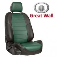Авточехлы для Great Wall - Экокожа