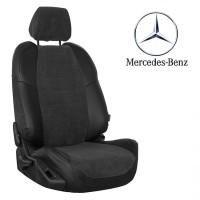 Авточехлы для Mercedes - Велюр