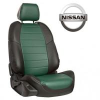 Авточехлы для Nissan - Экокожа