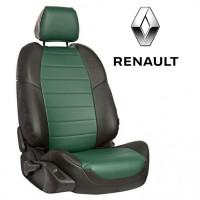 Авточехлы для Renault - Экокожа