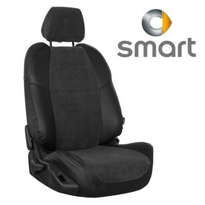 Чехлы на сиденья из велюра для Smart
